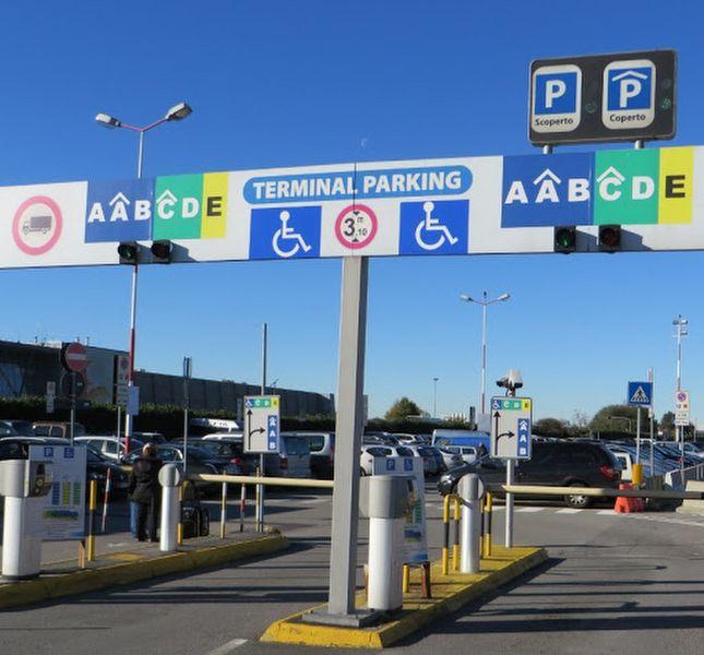 parcheggio disabili Orio al Serio